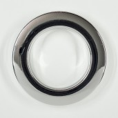 DECO-RING chrome 28/46 mm